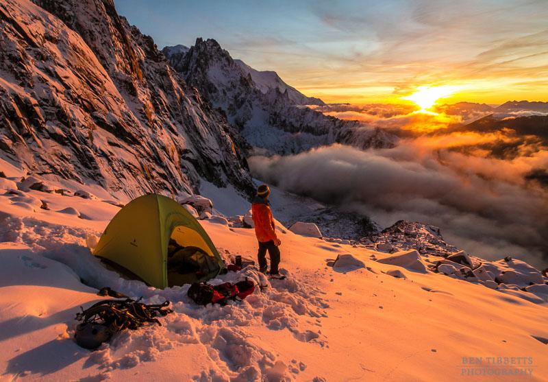 P1060164bivi tent sunset