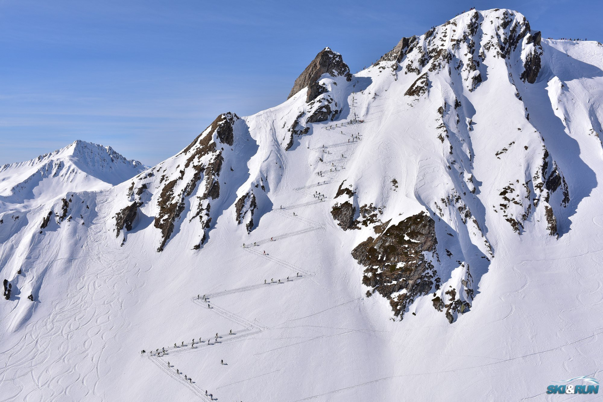 ski and run day 3