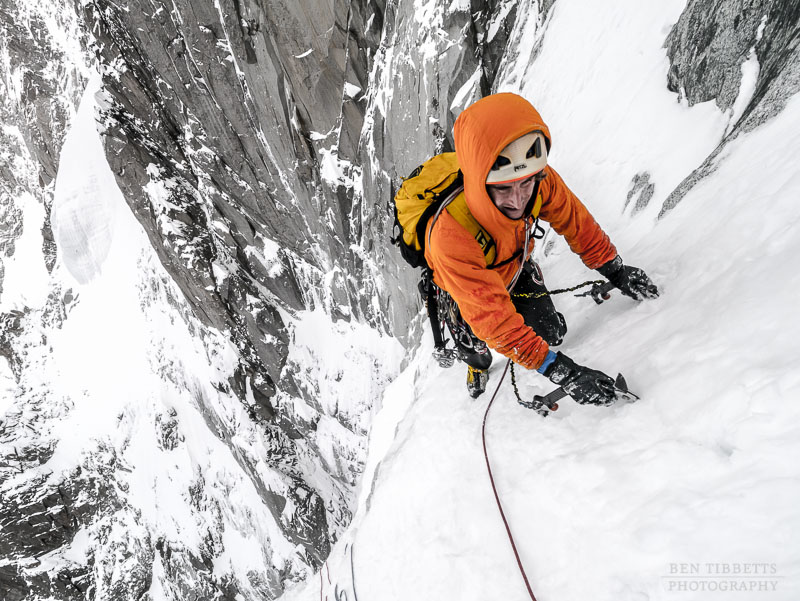 Alpine Conditions – North Couloir of the Drus