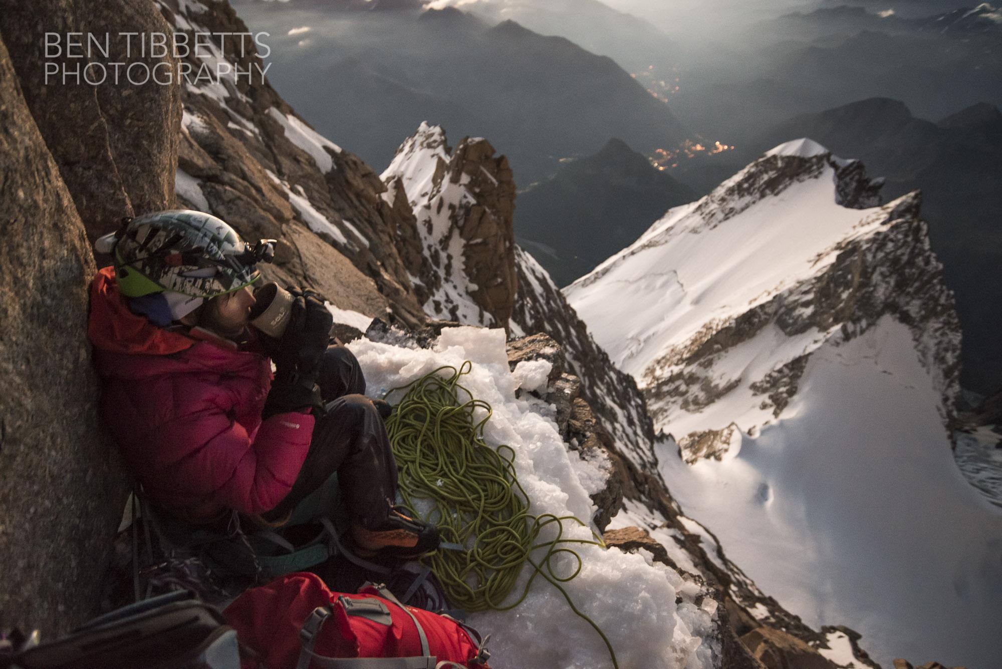 Alpine Conditions – Boivin-Vallençant – Grand Pilier d'Angle