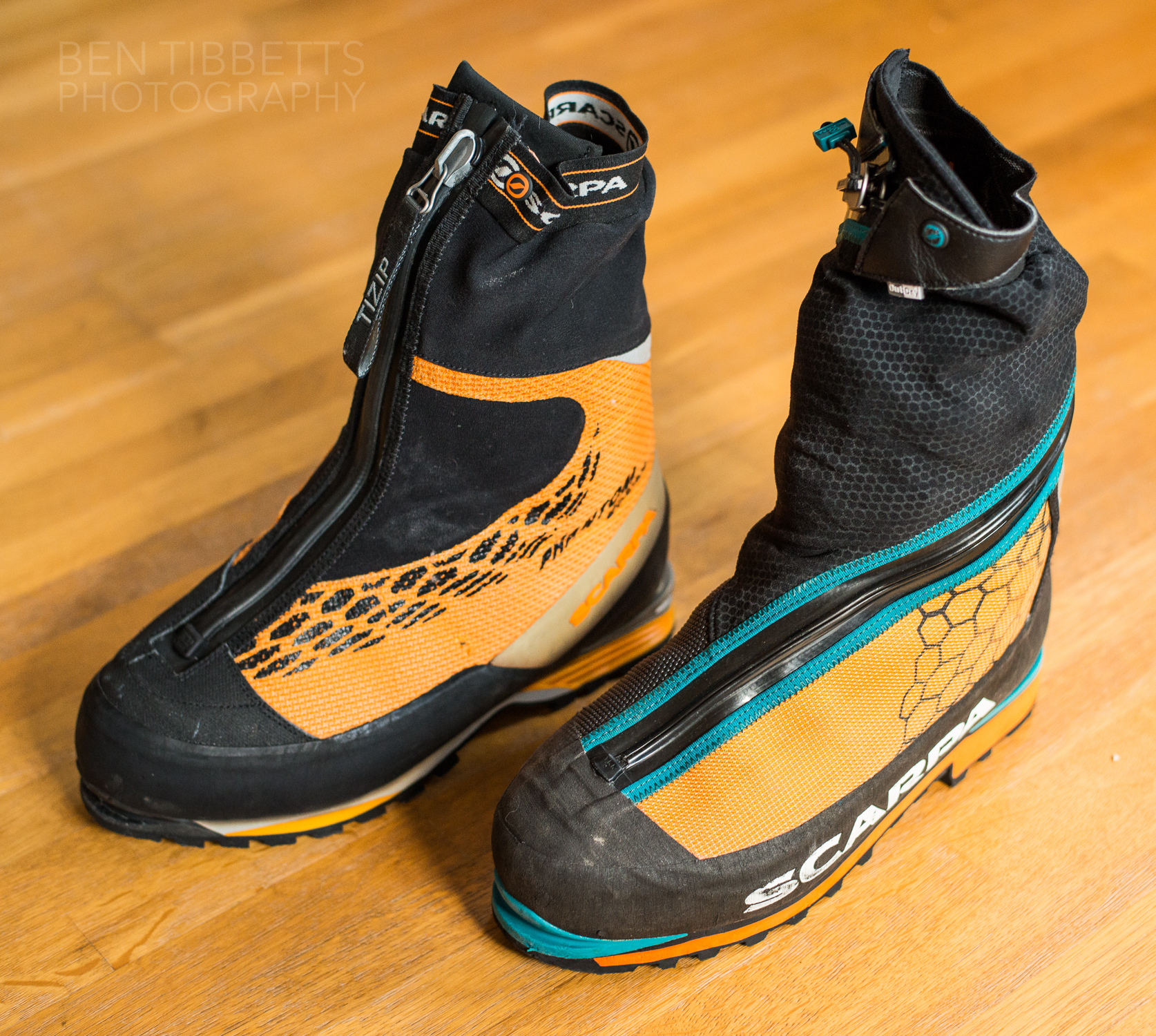 Scarpa Phantom 6000 (p)review